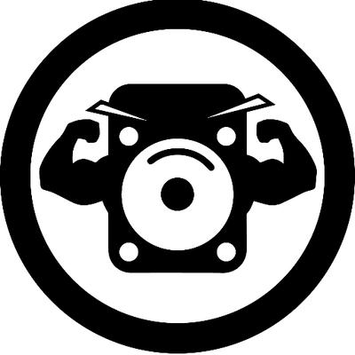Logo de Disco Duro de Roer