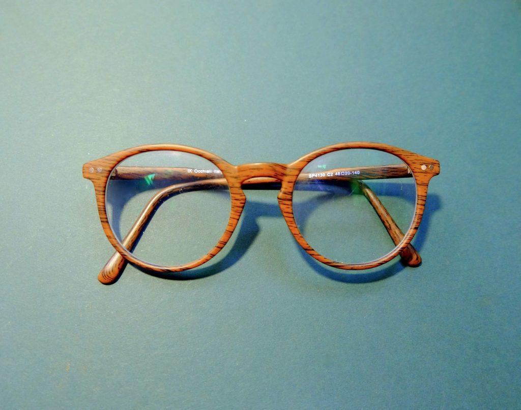 Imagen de unas gafas
