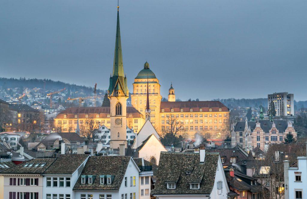 Imagen de Zúrich