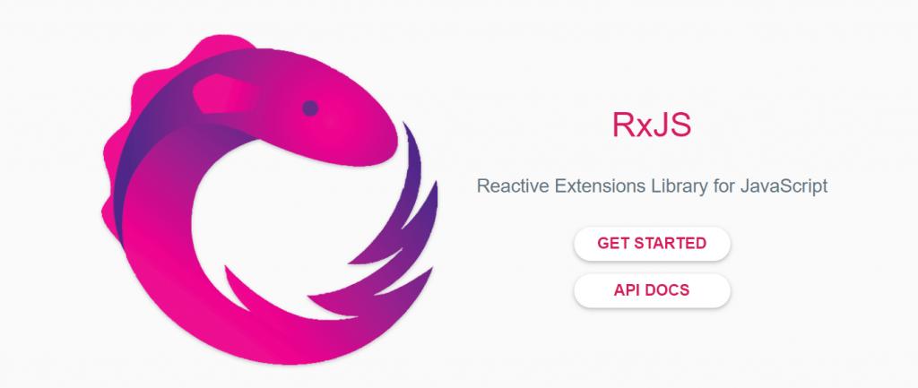 Logo de RxJS