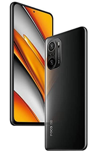 Imagen del Xiaomi Poco F3 de lateral